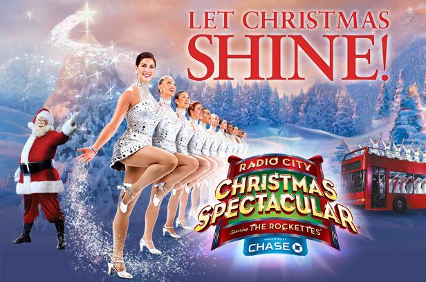 Radio City Christmas Spectacular 2011 纽约特产大腿舞下榻波士顿