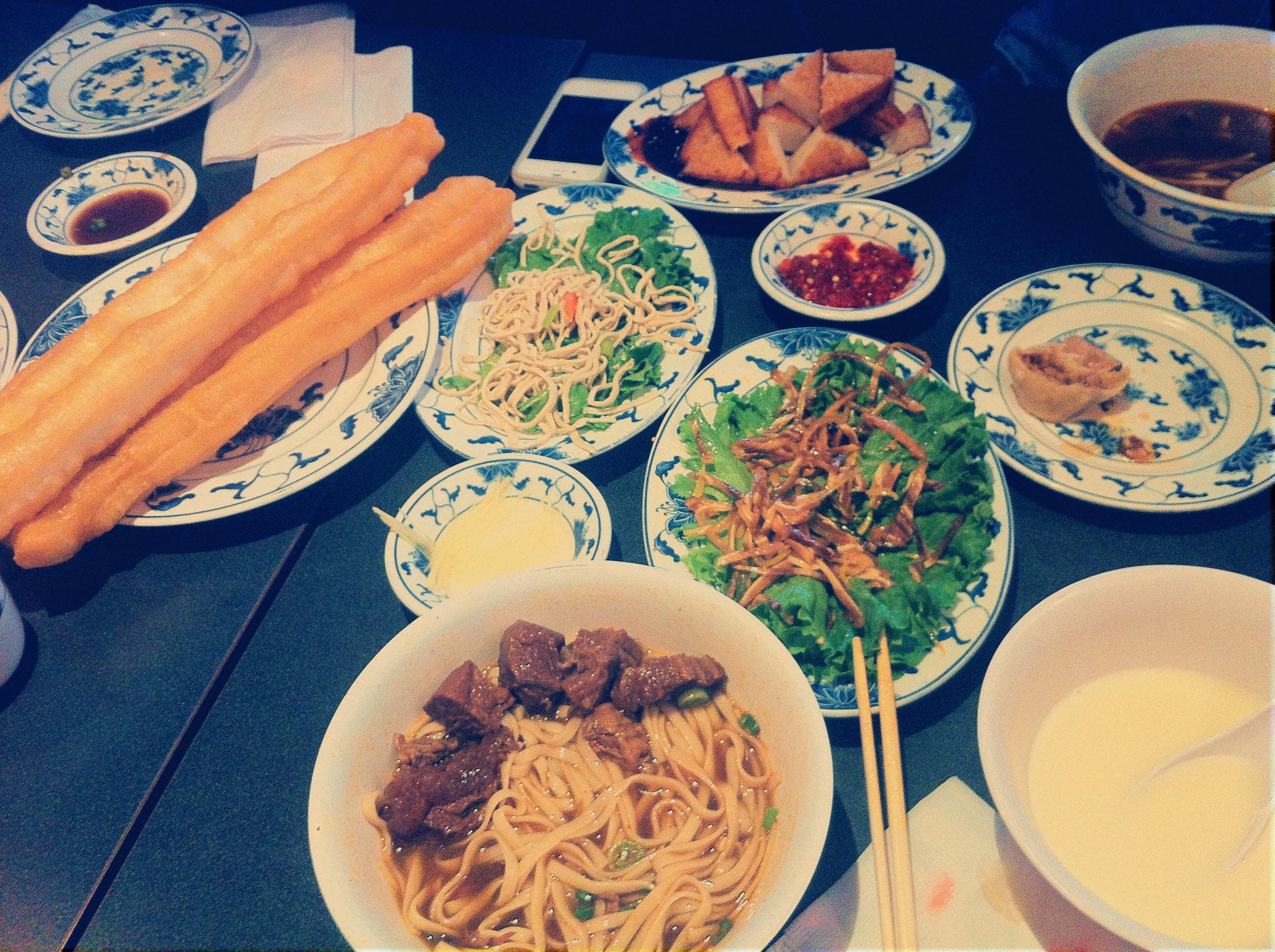 中興園 Chung Shin Yuan - 久违的早餐 家乡的味道