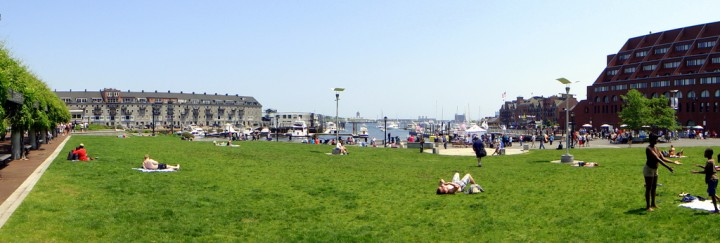 Christopher Columbus Waterfront Park