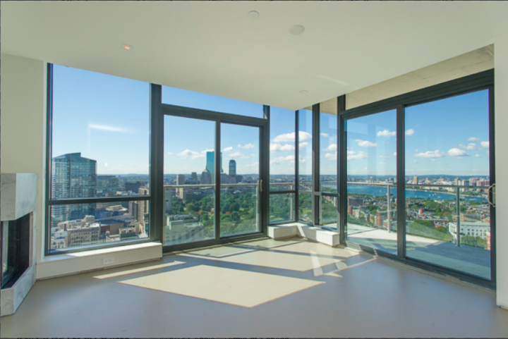 Boston Penthouse