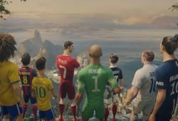 耐克五分钟动画为世界杯热身:The Last Game