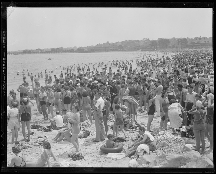 Revere Beach / Courtesy of  Boston Public Library