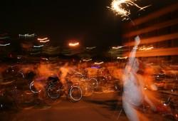 World Naked Bike Ride 波士顿裸骑小贴士