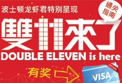 """""""双11""""淘宝血拼通关指南"""