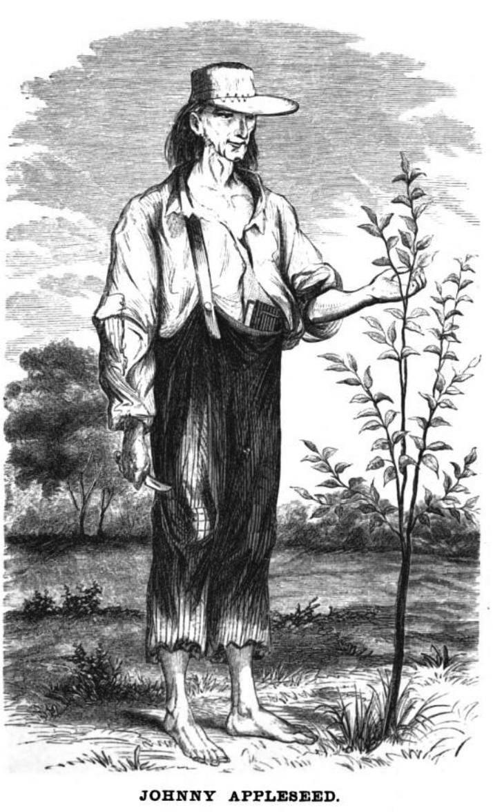 March 18th_Johnny Appleseed