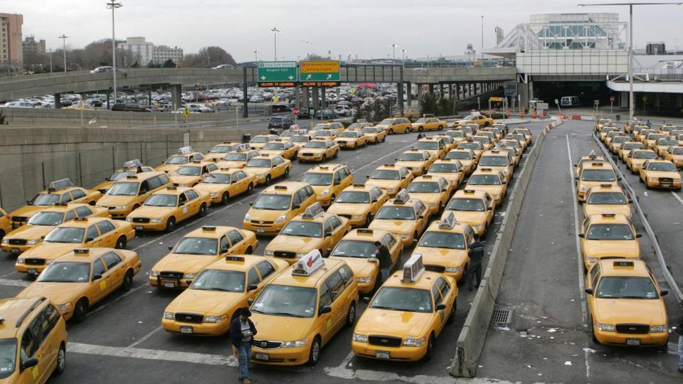 关于的士/出租车