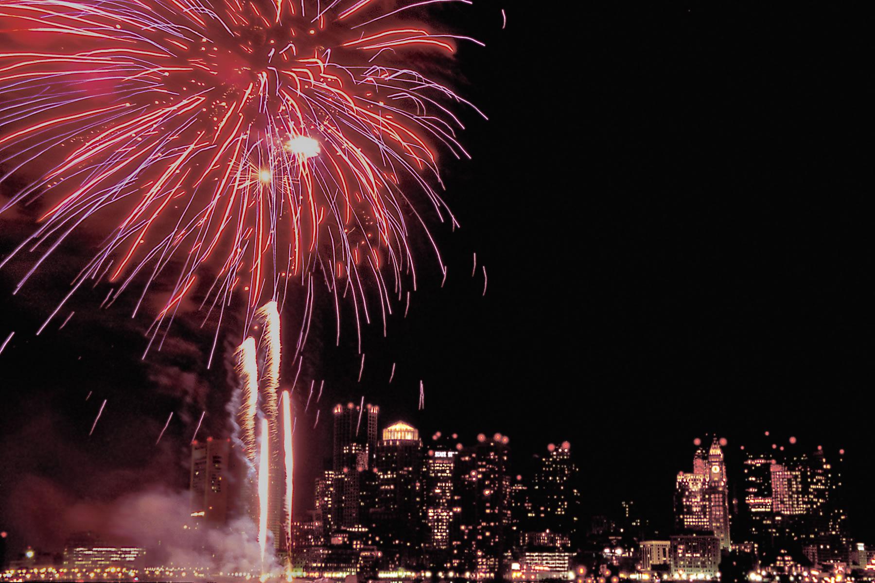 在波士顿跨年,请认准First Night Boston 2012
