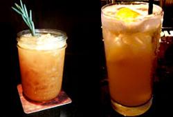南瓜彻底砸碎: 波士顿城里的南瓜鸡尾酒
