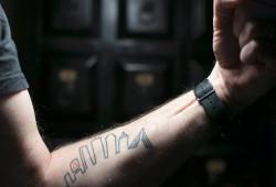 波士顿铭刻在身:Bled For Boston纹身摄影项目