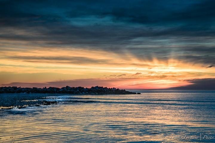 Winthrop Beach Sunrise / Courtesy of Dennis Forgione