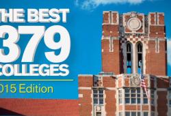 """美国大学最接地气""""综合性能""""排名"""